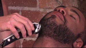 Bennett Anthony and Micah Brandt Barbershop Buddies.
