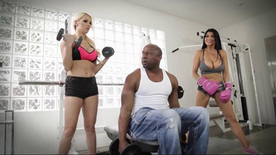 Romi Rain Likes Fighting And Threeways, starring Prince Yahshua, Romi Rain and Kenzie Taylor, produced by CrushGirls. Video Categories: Threeway.