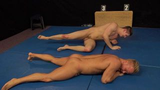 No Holds Barred Nude Wrestling 57 - Scene 1