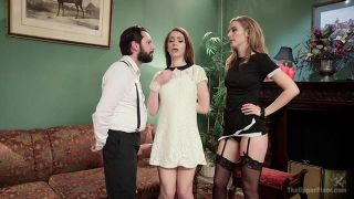 Divorce Counselor Tormented By Depraved, Devilish Couple - Scene 3