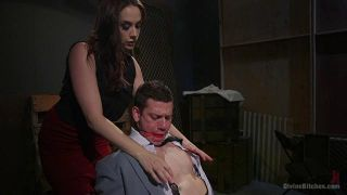 Divine Investments: Chanel Preston Takes Stock In Reed Jameson's Assets - Scene 1