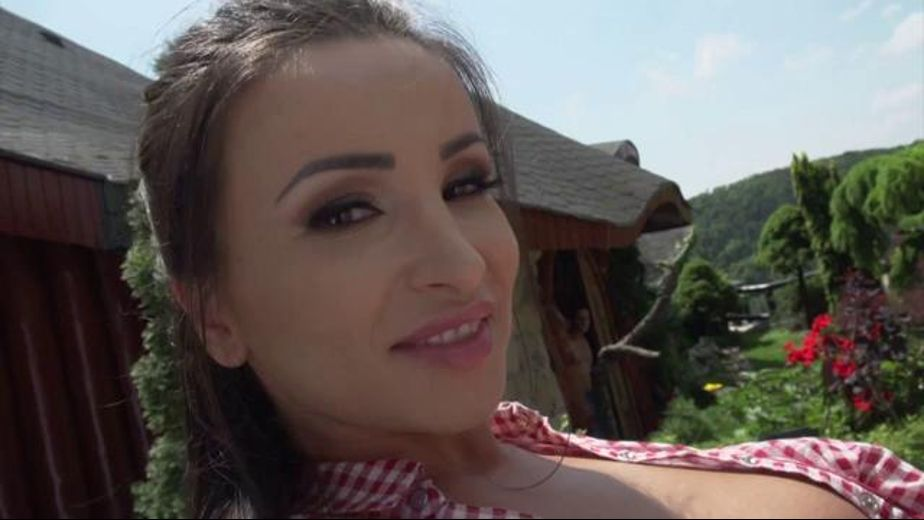 Alyssia Kent Beats Meat With Her Feet, starring Alyssia Kent, produced by 21 Sextury. Video Categories: Anal and Fetish.