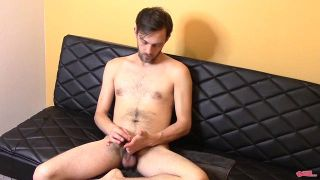 His Snug Red Gaping Hole - Scene 1