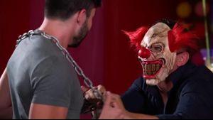 Gay Creepy Clown Nightmare.