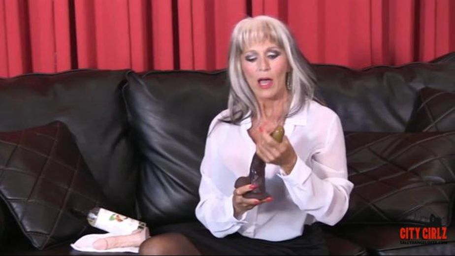 Sally D'Angelo Teaches Sex, produced by Sally D'Angelo and City Girlz. Video Categories: MILF, Big Tits, Gonzo, Masturbation and Mature.