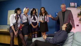Ben Dover's Finishing School - Scene 4