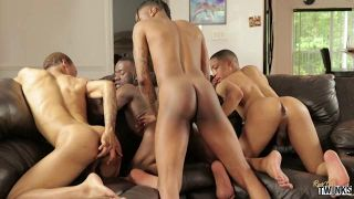 Young Raw Savages 3 - Scene 4