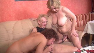 A Threesome With Nana - Scene 3