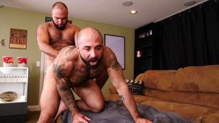 Raw Bear Cream 2 - Scene 5