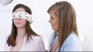 Clany Gets Into A Blindfolded Threesome.