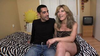 Sexy Spanish MILFs Know How - Scene 5