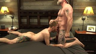 Little Red Riding Cock - Scene 1