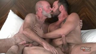 Huge Daddy Dicks On Him - Scene 3