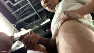 Zario Travezz Blows Loadzz With Big C - Scene 1