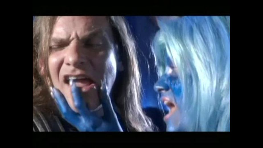 Blue Alien Babes Are Easy, starring Evan Stone and Jessica Drake, produced by Wicked Pictures. Video Categories: Blowjob, Adult Humor and Interracial.