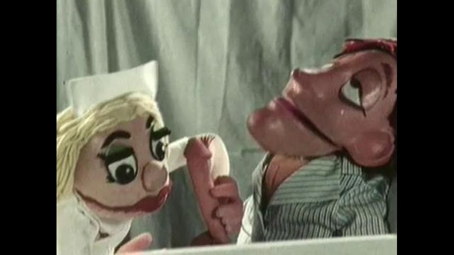 Granting A Dying Puppet's Wish, produced by Caballero Video. Video Categories: WTF and Adult Humor.