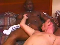 Big, Black And Beautiful Flex Deon - Scene 7
