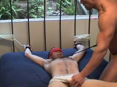 Bound And Abused - Scene 1