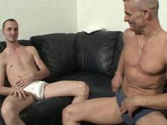 His First Gay Sex - Scene 1
