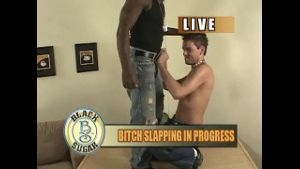Bitch Slapping In Progress Live.