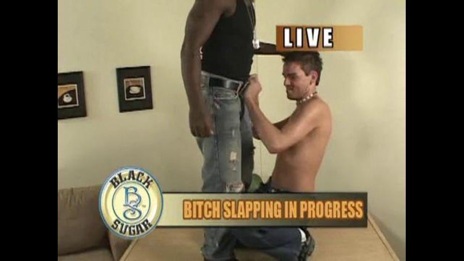 Bitch Slapping In Progress Live, produced by Black Sugar. Video Categories: Safe Sex, Interracial, GangBang and Thug.