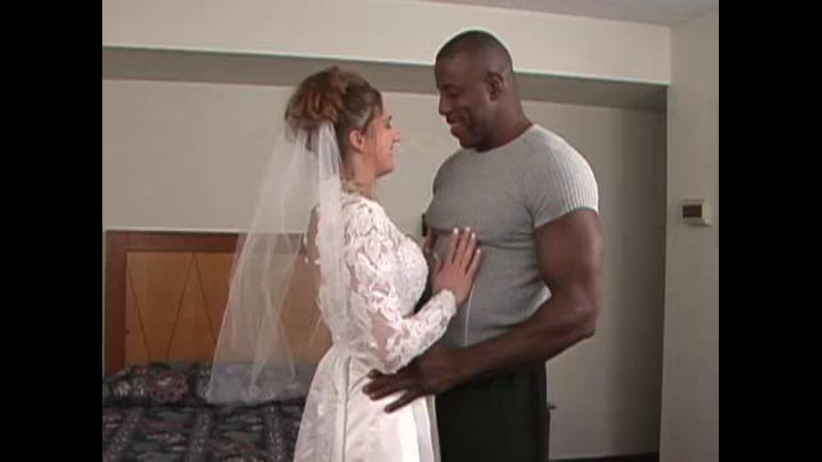 Getting Banged In A Wedding Dress, produced by Hot Wife Times. Video Categories: Big Dick, Amateur and Interracial.