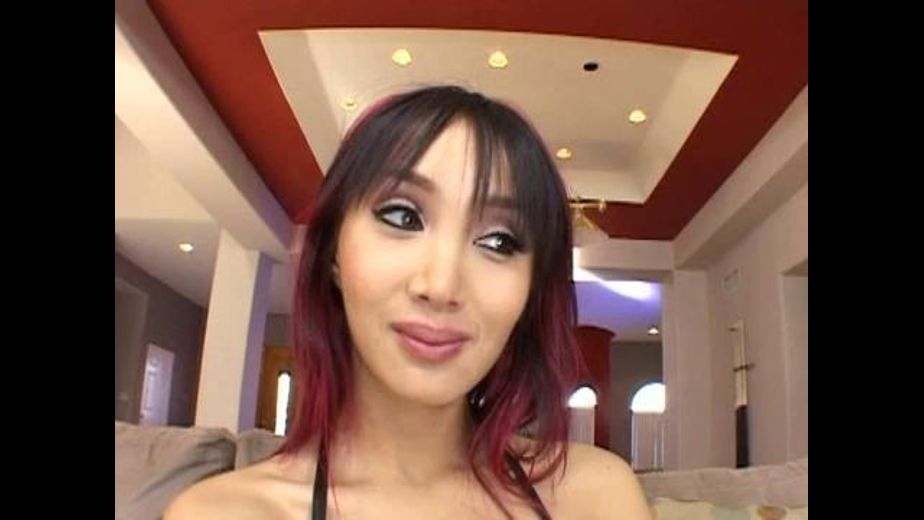 Katsumi Is Here Today To Get Fucked, starring Katsuni, James Deen and Sascha Libido, produced by Acid Rain. Video Categories: Asian, Gonzo, Threeway, Small Tits, Blowjob, Redheads and Brunettes.