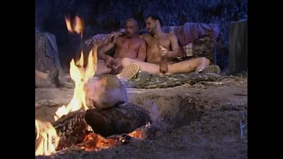 A Crescent Moon With a Campfire and Two Cowboys, starring Michael Brandon and Mike Power, produced by Raging Stallion Studios, Falcon Studios Group and Monster Bang. Video Categories: Muscles, Blowjob, Masturbation and Big Dick.