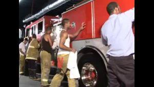 Firemen Bring The Heat.