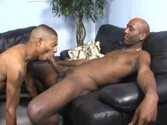 Black Men's 12 Inch Club 7 - Scene 1