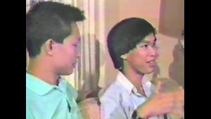 Sex Therapy For Two Asian Guys.
