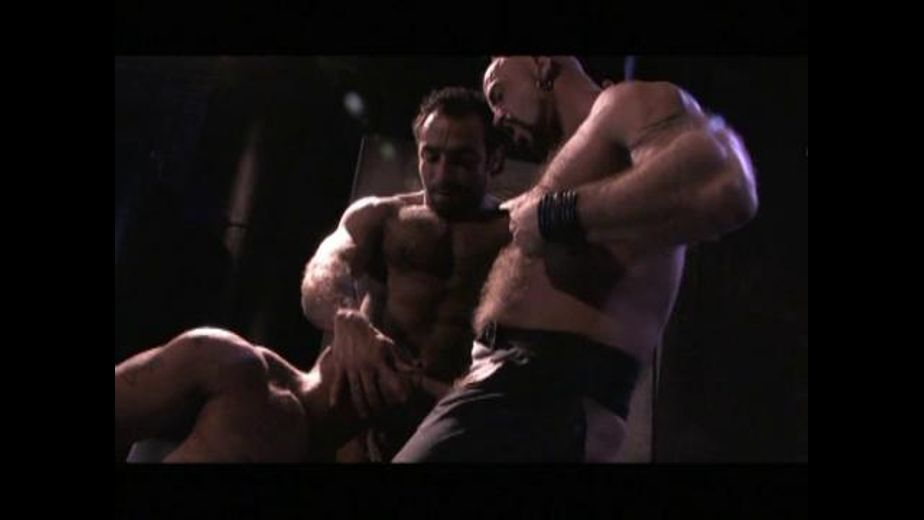 Bodybuilders Lust Spirals Past the Limits, starring Huessein and Shane Alexander, produced by Centurion Pictures XXX, Raging Stallion Studios and Falcon Studios Group. Video Categories: Threeway, Anal, Muscles, Bear and Blowjob.