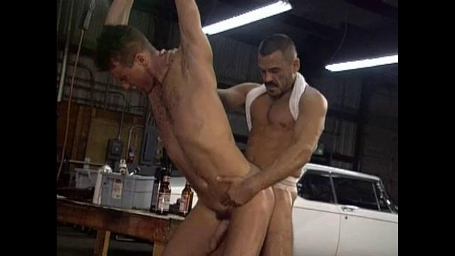 That Asshole With the Le Mans Gets Punked, starring Rolio Vizarro and Bruce Jennings, produced by Titan Media. Video Categories: Anal, Muscles and Safe Sex.