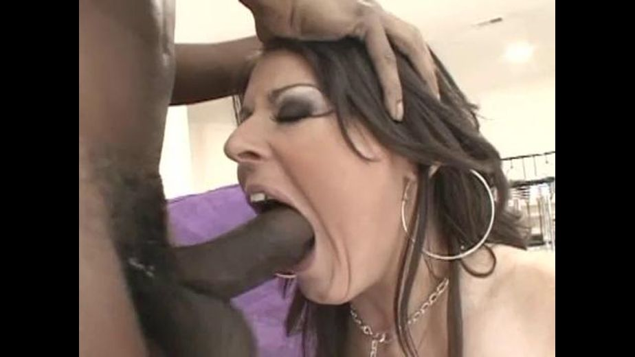 White Girl Consumes Large Dark Meat, starring Sophie Dee, produced by Candy Shop. Video Categories: Big Dick, Gonzo, Interracial and GangBang.