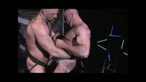 Gigantopithecus Men Shane Alexander and Xerxes.
