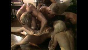 Hot Orgies Lead to Bi Cock.