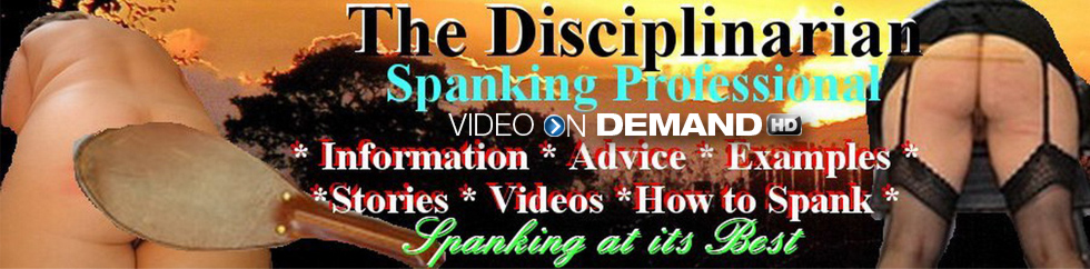 Click Here to return to The Disciplinarian Video On Demand