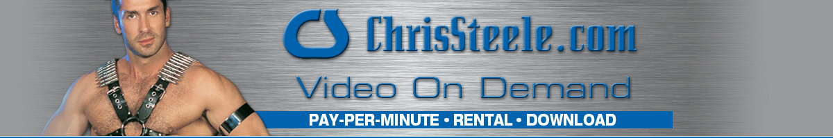 Click Here to return to ChrisSteele.com VOD
