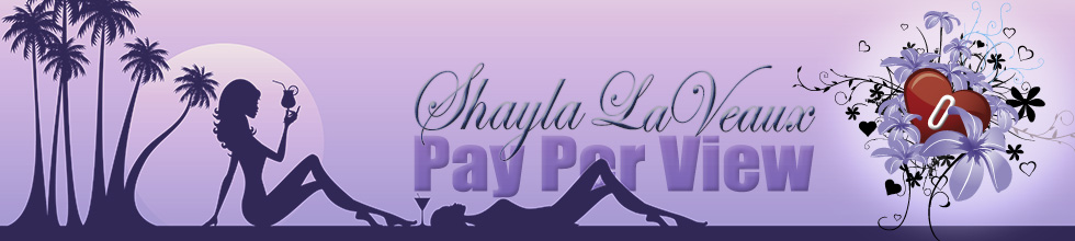 Click Here to return to Shayla LaVeaux