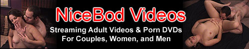 Click Here to return to NiceBod Videos Streaming Video Theater For Couples And Men