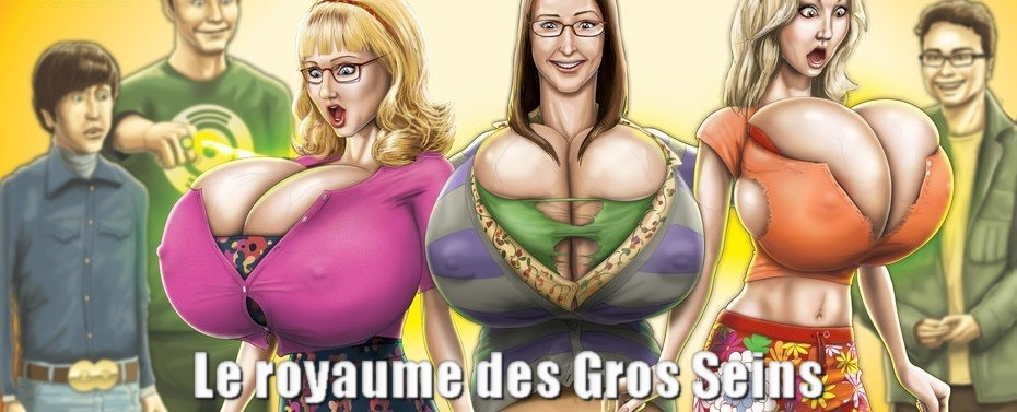 Click Here to return to Le royaume des Gros Seins