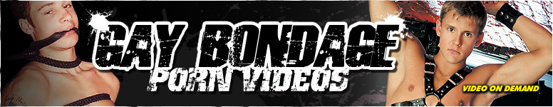 Clique Aqui para Retornar a Watch Gay Bondage Porn - Gay Porn Videos featuring bondage and bdsm sex