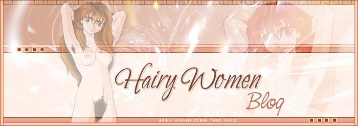 Click Here to return to Hairy Women Blog Video On Demand
