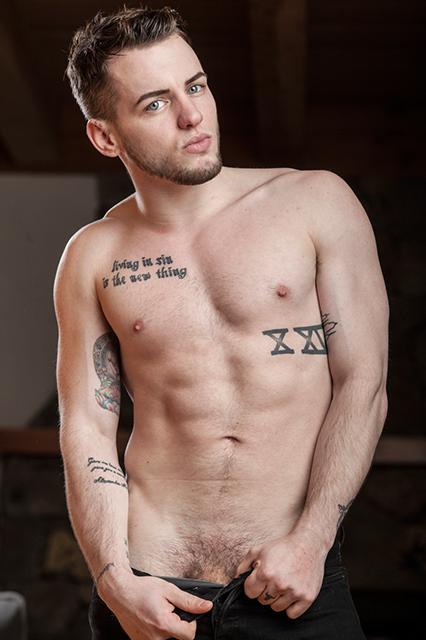 Colton Grey - gay porn star