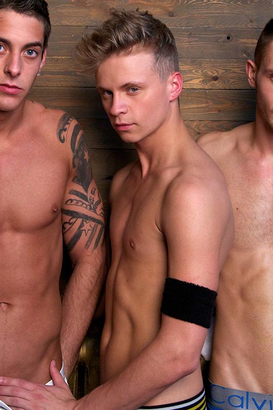 Max Ryder, blond twink porn star