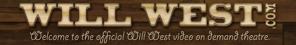 Clicca qui per tornare a Will West Official Video Theatre