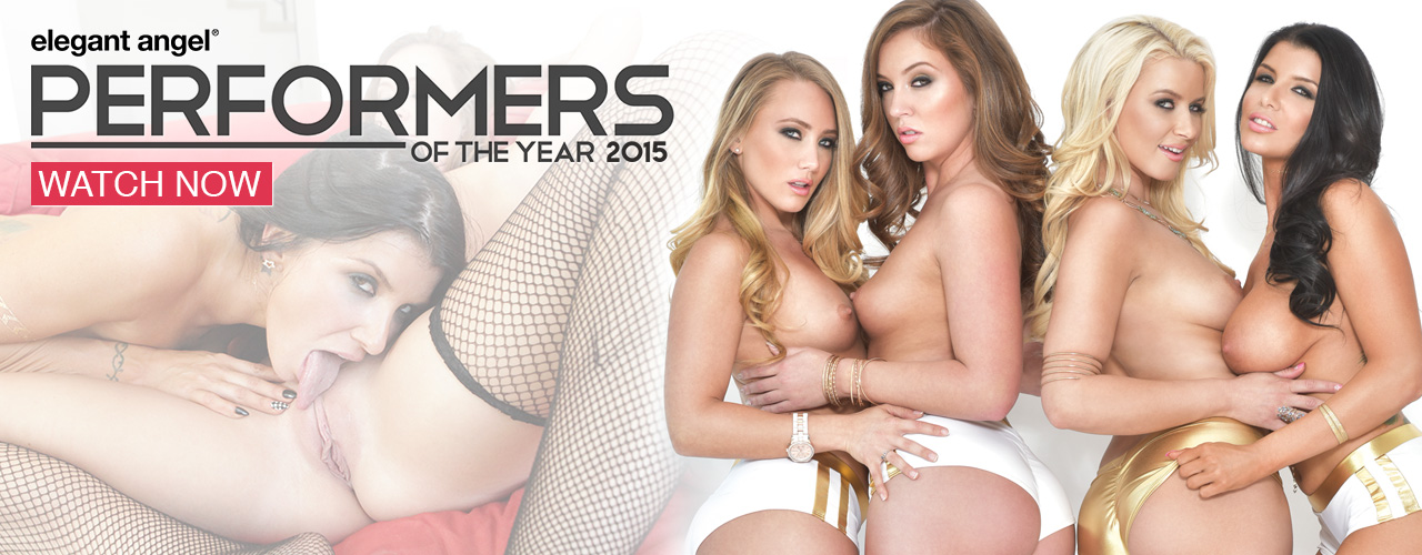 Don't miss Elegant Angel 2015 Performers Of The Year!