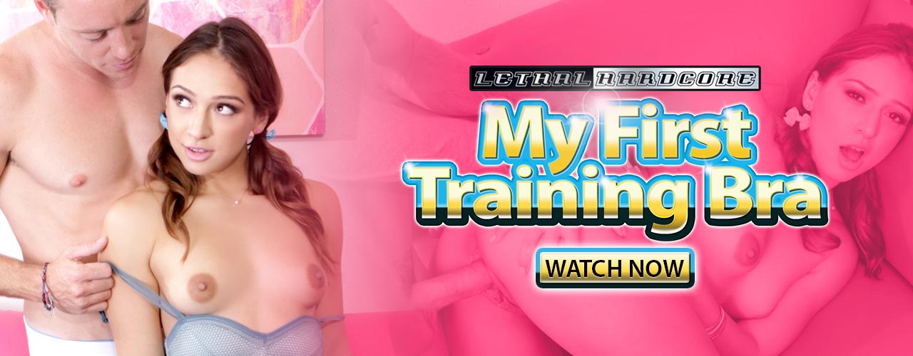 Lethal Hardcore - My First Training Bra