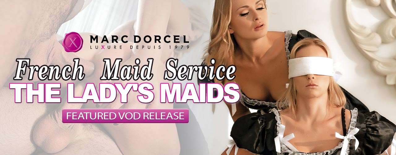 These four gorgeous French maids are at your service. Tiffany Marie and the other chambermaids don't just settle for doing the usual household chores.